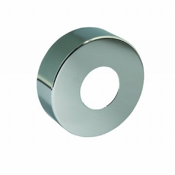 "McAlpine wall flange chrome plated for 1.25"" / 35mm pipe wallflange CP35"